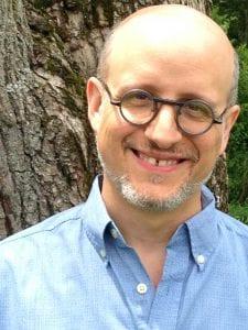 David Wolfson Headshot