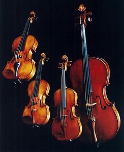 string-quartet-instruments