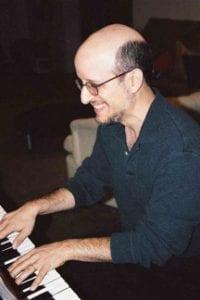 David Wolfson at Piano Smiling